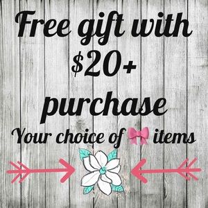 🎀 FREE GIFT W/$20 PURCHASE🎀